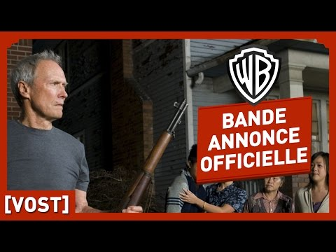 Gran Torino - Bande Annonce Officielle (VOST) - Clint Eastwood