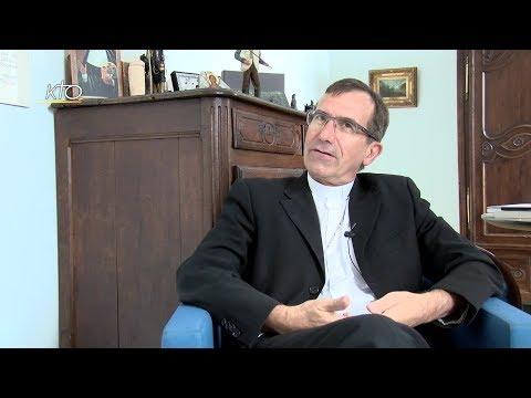 Mgr Michel Pansard, nouvel évêque d'Évry-Corbeil-Essonnes