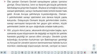Eğitim Vadisi 11.Sınıf Tarih 16.Föy 1838 Balta Limanı Ticaret Antlaşması Konu Anlatım Videoları