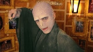 Lord Voldemort Tutorial Makeup - Victor Nogueira (Especial Harry Potter)