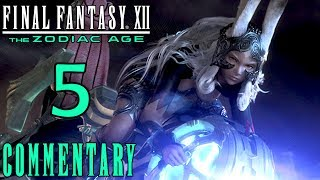 Final Fantasy XII The Zodiac Age Walkthrough Part 5 - Fran & The Leading Man (PS4 Gameplay)