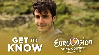 Get To Know   Eurovision 2019   Spain   Miki Núñez (ENGRUS)