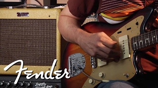 Fender® Amplifiers presents the '57 Champ® | Delayed Reaction | Fender