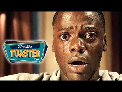 GET OUT MOVIE REVIEW - Double Toasted Review