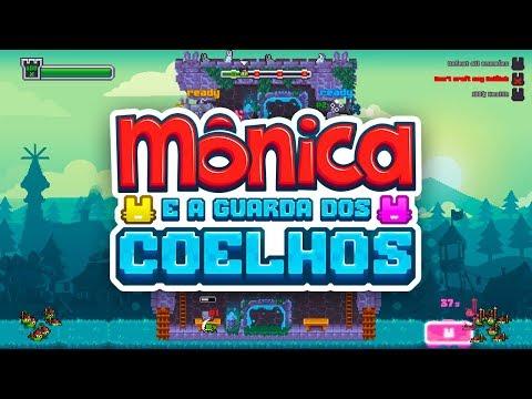 Monica e a Guarda dos Coelhos - Trailer de lançamento thumbnail