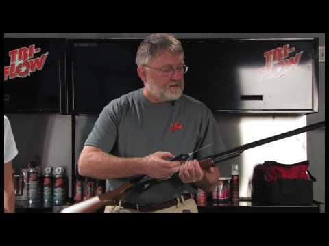 Tri-Flow Applications: Firearms