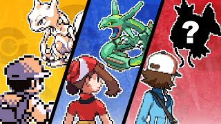 What is the Strongest Pokemon in EVERY Game?