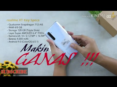 Realme XT - Indonesia Unboxing