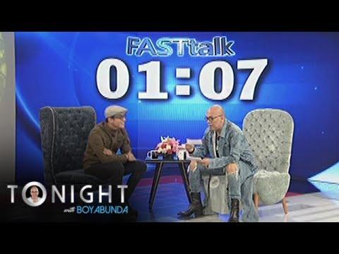 TWBA: Fast Talk with Daniel Padilla