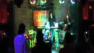 Rocking Sun - Tightrope Ride (Doors cover)  - live 12.02.2012
