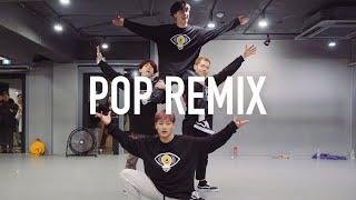 *NSYNC - Pop Remix / Dokteuk Crew Choreography