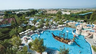ali bey club  park  manavgat  turkey  pools amp water park  2014