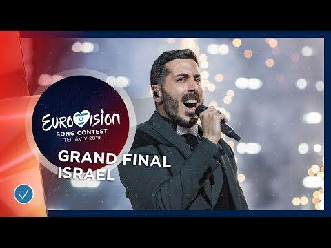 Israel - LIVE - Kobi Marimi - Home - Grand Final - Eurovision 2019
