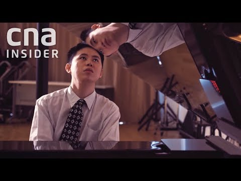 The World-Class Pianist Who Can Barely Hear