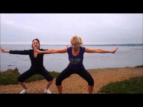 20 Minute Cardio Burn – Part 1 Qigong Stretching