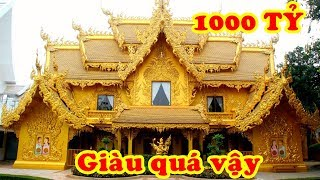 5 Gold plated villas of Vietnamese giants overwhelm the world