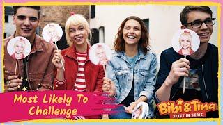 Bibi & Tina - Die Serie | Most Likely To Challenge - Was ist daaaas?