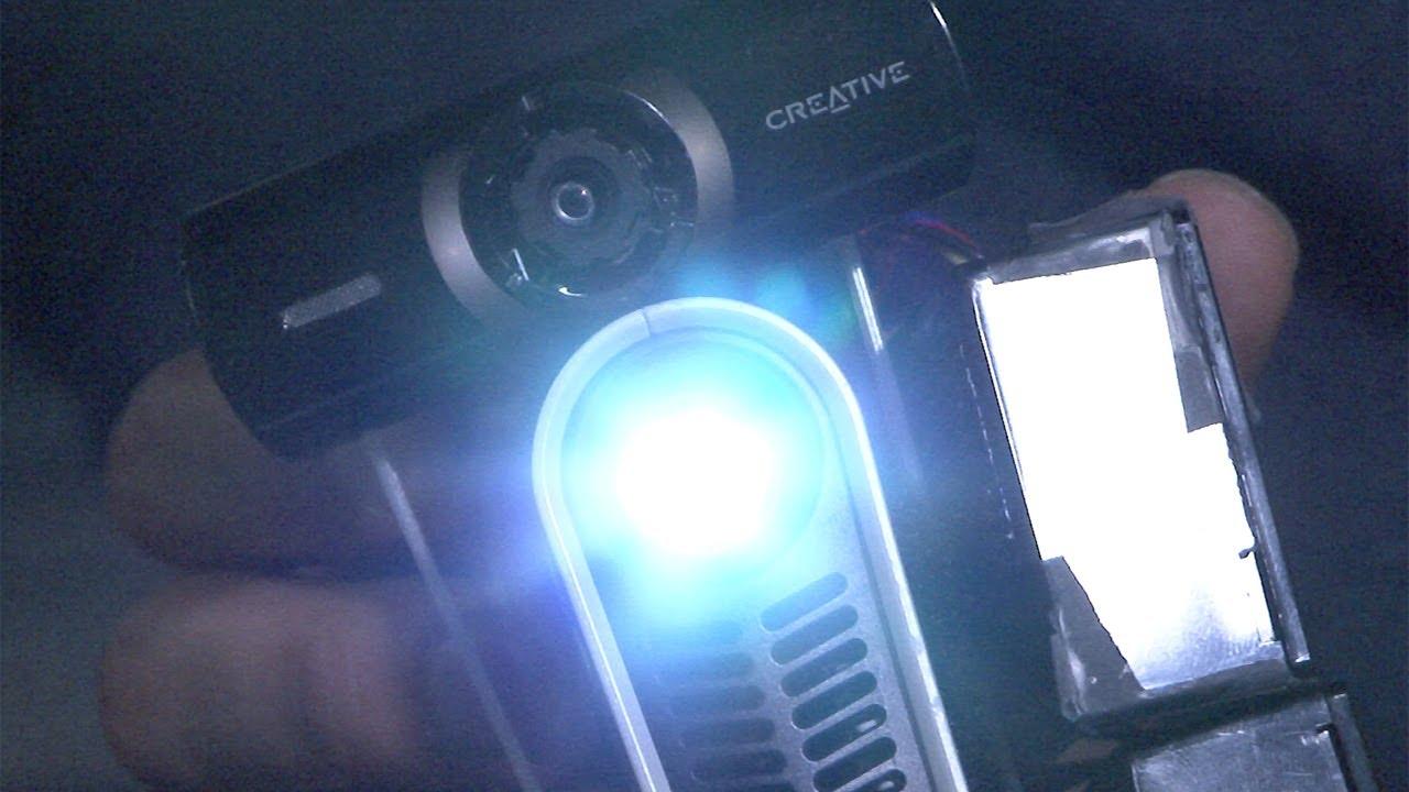 Camera Projectors Finally Find A Useful Application