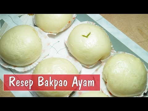 Resep Bakpao Ayam - Step By Step | Dapur Sekilas Info