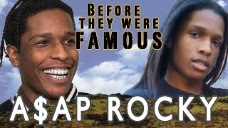 ASAP ROCKY | Before They Were Famous