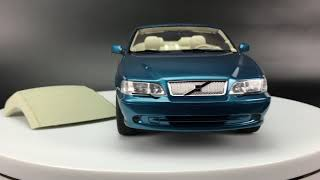 DNA Collectibles Volvo C70 Convertible