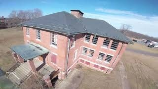 Abandoned Uconn Depot FPV freestyle ripping