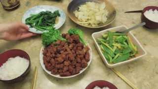 Sasa's Everyday Chinese Dinner