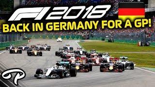 F1 2018 German Grand Prix Preview - Pitlane Podcast #91