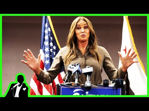 Lol: Caitlyn Jenner Gets 1% Of The Vote In Cali Governor Race
