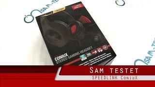Speedlink Coniux Core [HD] Deutsch Gaming Headset