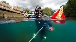 Exploring Expensive Resort For LOST Treasure!! (Boaters Paradise) | Jiggin' With Jordan