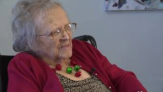 Ohio grandmother asking for cards to make her Christmas merry and bright