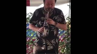 10MFAN VIRTUOSO SOPRANO SAX MOUTHPIECE—-JAARED live and absolutely killing it here!