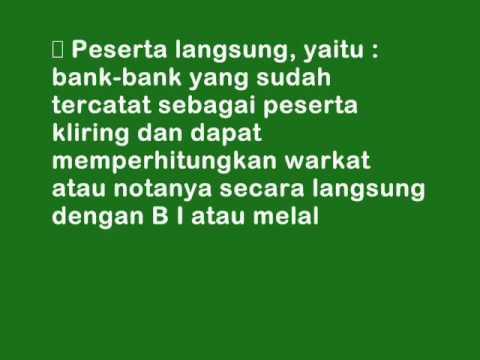 KLIRING BANK