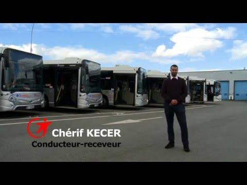 Video Métier de conducteur receveur
