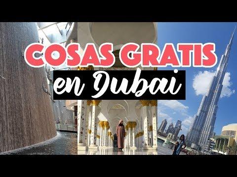 Conoce Los 10 Mejores Lugares Turísticos Gratuitos En Dubai