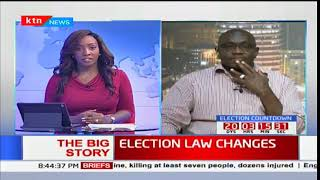 The Big Story: Election law changes