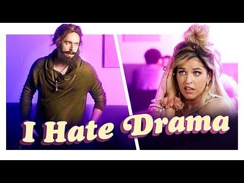 "The Girl Who ""Hates"" Drama"