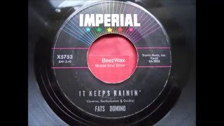 fats domino - it keeps rainin'