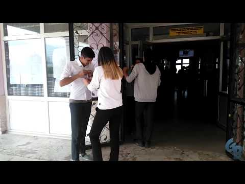 Alaşehir Ticaret Lisesi 10 Kasım Mannequin Challenge