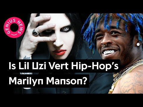 Is Lil Uzi Vert Hip-Hop's Marilyn Manson? | Genius News
