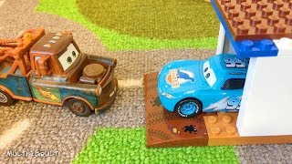 Мультики про Машинки для Детей Тачки Молния Маквин Все серии подряд #22