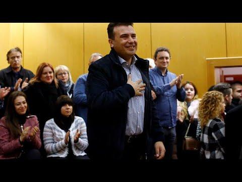 Ζόραν Ζάεφ: «Νικητές είναι οι πολίτες των δύο χωρών»