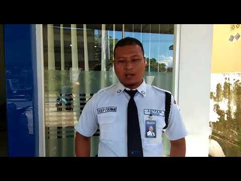 Sdr  Asep Security BRI Sumberjaya Majalengka Menyatakan diri ANti Hoax