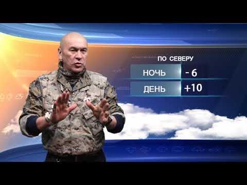 Прогноз погоды на 18.10.2018