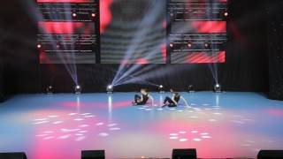 AQUA | SANjA i KAMI - duo open senior / Dance Fest Novi Sad 2016