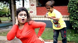 """छोटू हकीम का फटका 440 का झटका """"Desi Chhotu English Mem """"Part 19"""