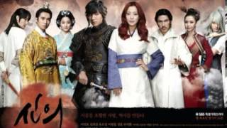 The Faith (신의) ep20 OST / One Piece - Because It`s You