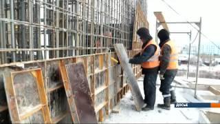 Вечная мерзлота и кризис стали причинами задержки строительства  перинатального центра в Якутске