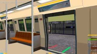 [openBVE] SMRT Airport Express Line (Stadium To East Harbour)